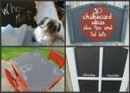 My Repurposed Life-30 Chalkboard Ideas