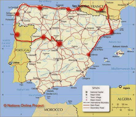 Spain Map2
