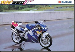 Suzuki RGV250 95
