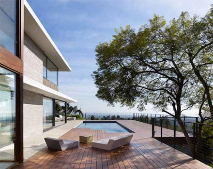 piscina-casa-Evans-House