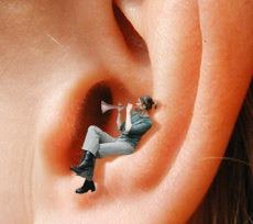 Tinnitus man