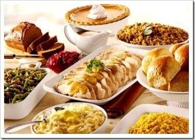 Bob Evans Thanksgiving Dinners 2013 Think N Save