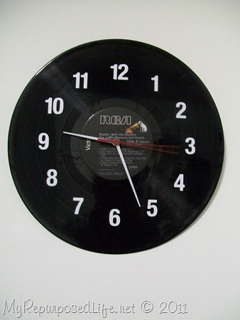 LP Record Clock (2)