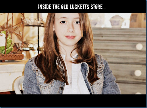 inside the old lucketts store