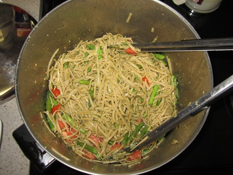 pesto linguine 052