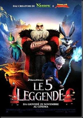 Le_5_Leggende_2012