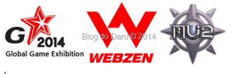 G-STAR 2014 – Será que a WEBZEN vai mostrar o Mu 2 ?