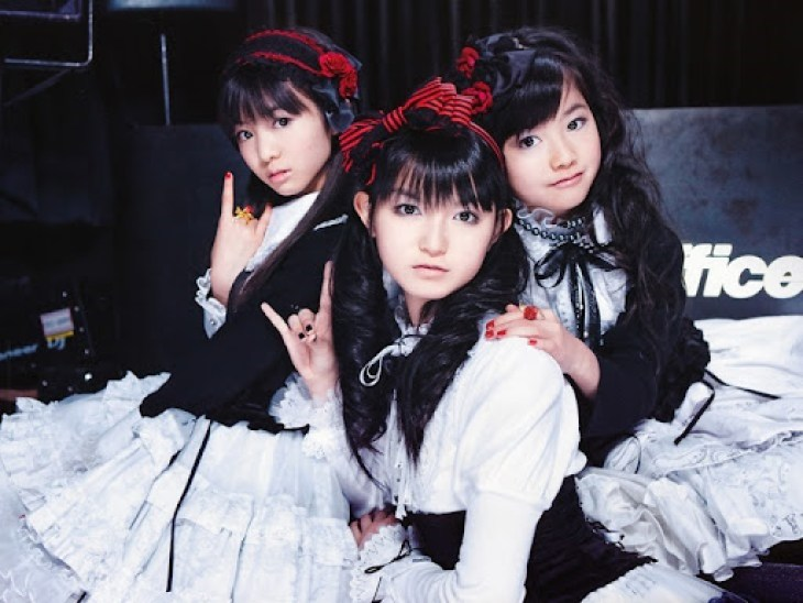 BABYMETAL_Interview