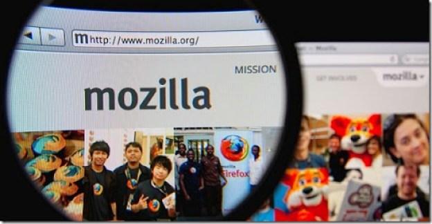 cara mengambil screenshot gambar mozilla