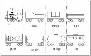 preschool alphabet trains