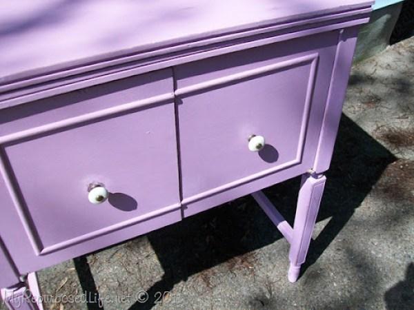 Vintage Sewing Cabinet (12)