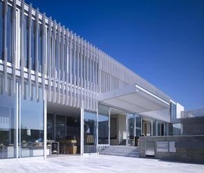 casa minimalista en Hollywood
