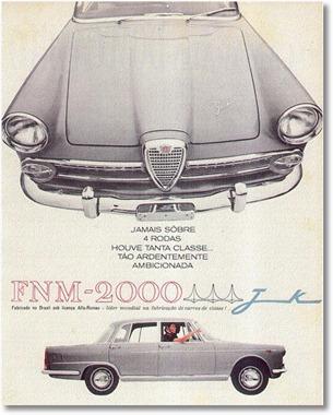 Alfa Romeo 2000 1960 II