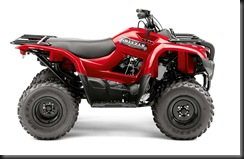 Yamaha YFM300 GRIZZLY
