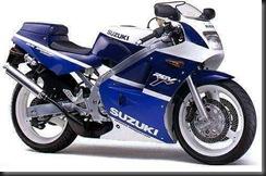 Suzuki RGV250SP 88  1
