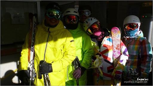滑雪滑板客: 滑雪日誌 志賀教練講習2.0 (上) 2012/12/15