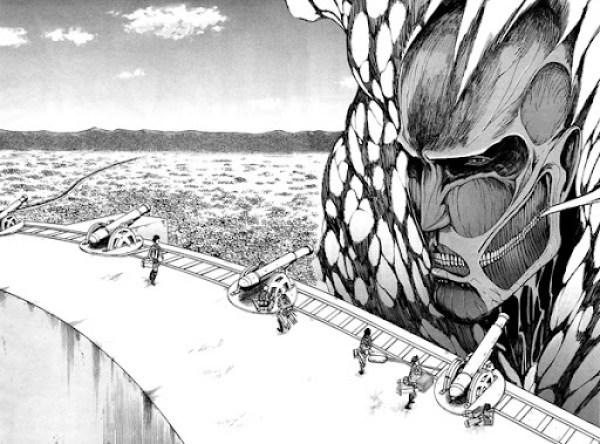Shingeki no Kyojin v1 - página 131