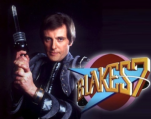 Blake's 7 Avon Paul Darrow
