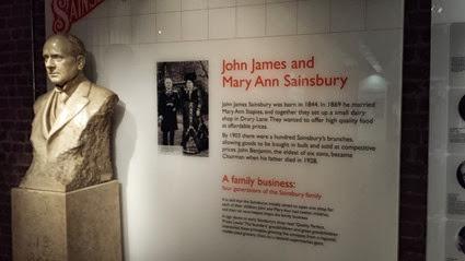 Sainsbury Archive