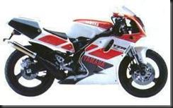 Yamaha TZR250RSP 91