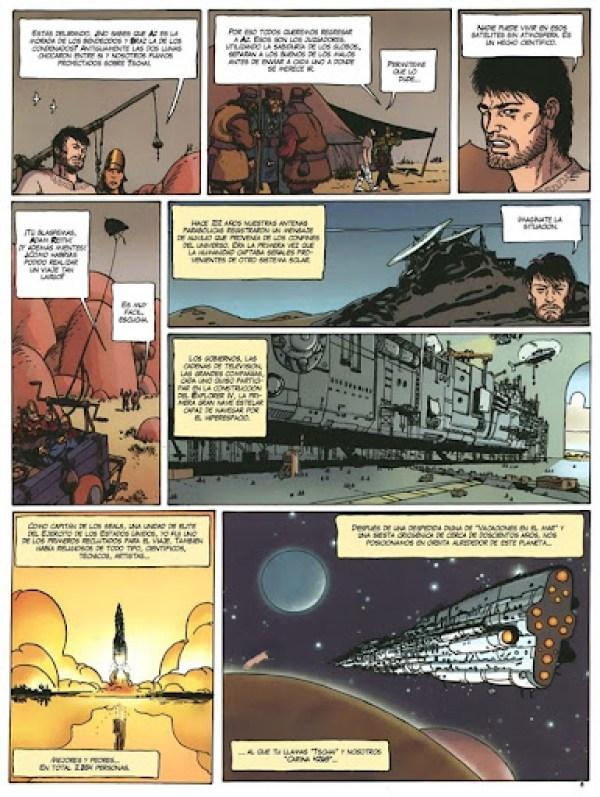 Tschai 01 Los Chasch #1 - página 10