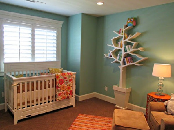 Hazel by Sherwin Williams - nursery paint color