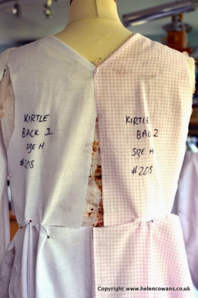 Kirtle alterations 4