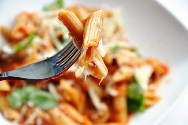 roasted pepper pasta 248