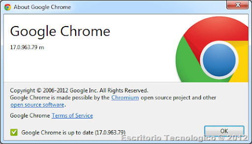 Error 0xc0000135 en Google Chrome