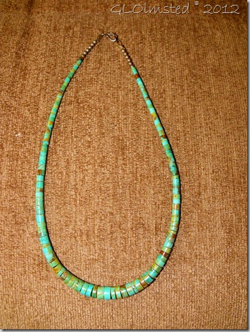 01 Turquoise & SS necklace $18 Yavapai Humane Society Thrift Shop Prescott AZ (768x1024)