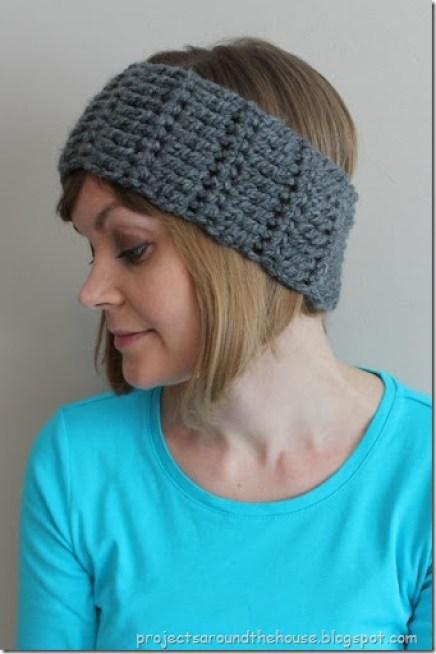Quick And Chunky Crochet Ear Warmer Pattern Renewed Claimed Path