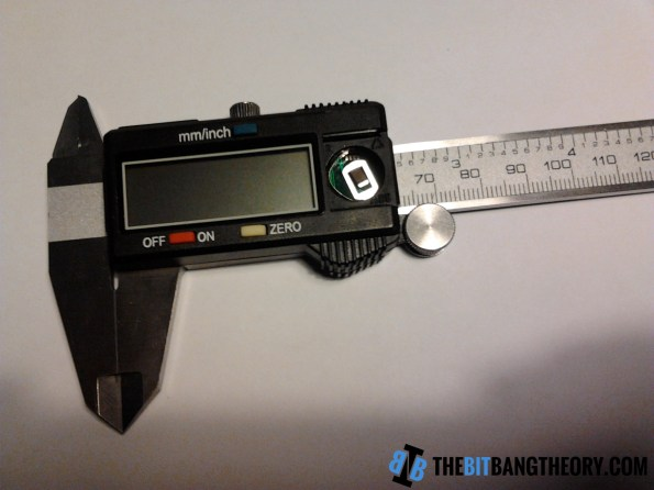image of digital caliper