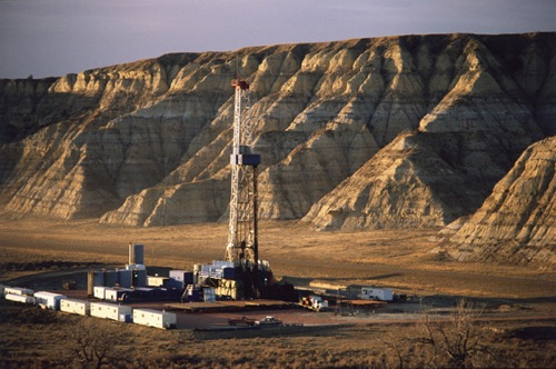 North dakota oil boom