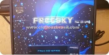 FREESKY 7 NET HD GPRS