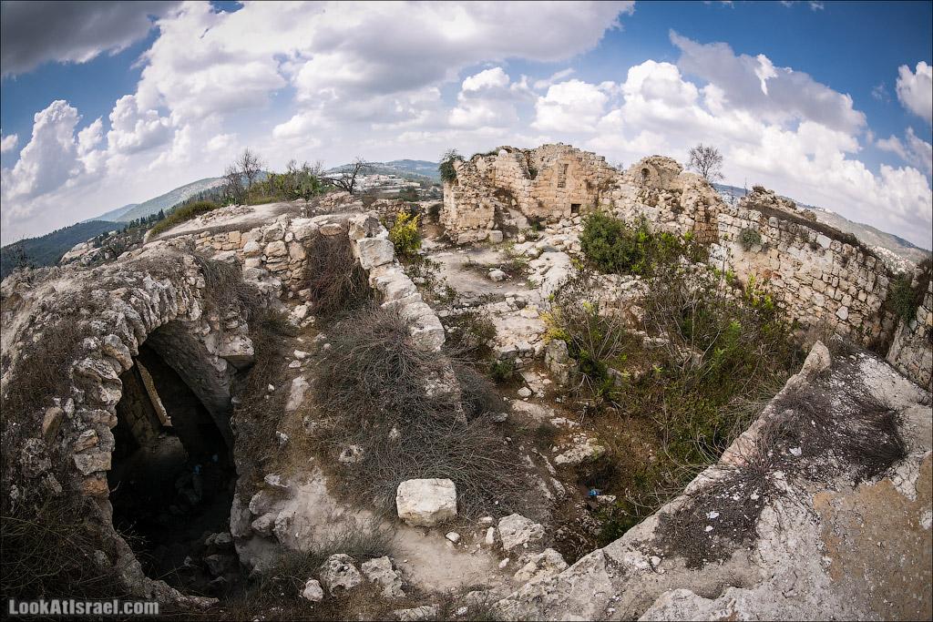 Крепость Бельмонт