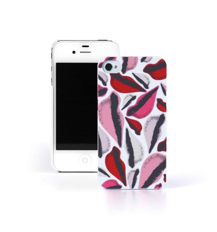 Mew Lip iphone 4 Case