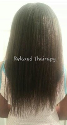 Excellent pre-poo for natural hair...assists with detangling, nourishes hair, restores shine, preserves moisture..used to seal natural hair, relaxed hair. relaxedthairapy.com