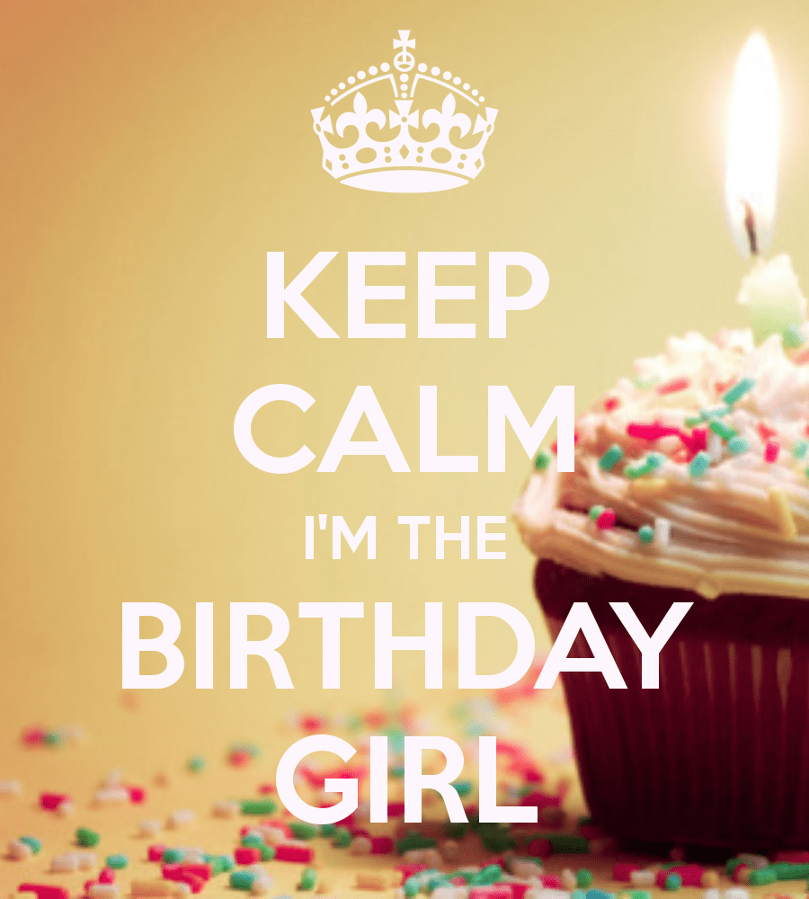 Welcome Party And My Keep Calm Birthday