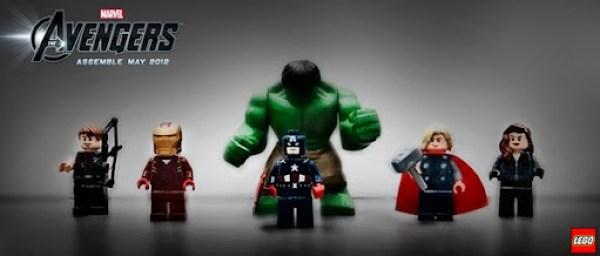 Avengers Lego 3