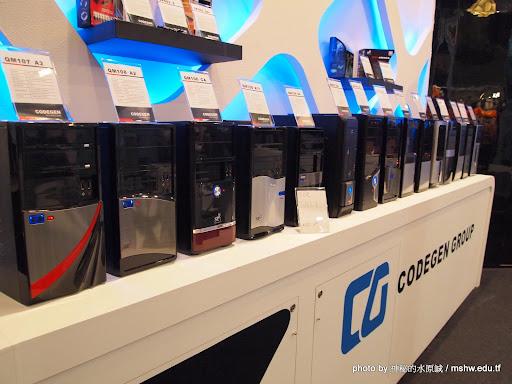 就算有心也逛不完! ~ Computex Taipei 2011 / 台北國際電腦展 Part4 : 世貿展1/2/3區篇 Computex Taipei