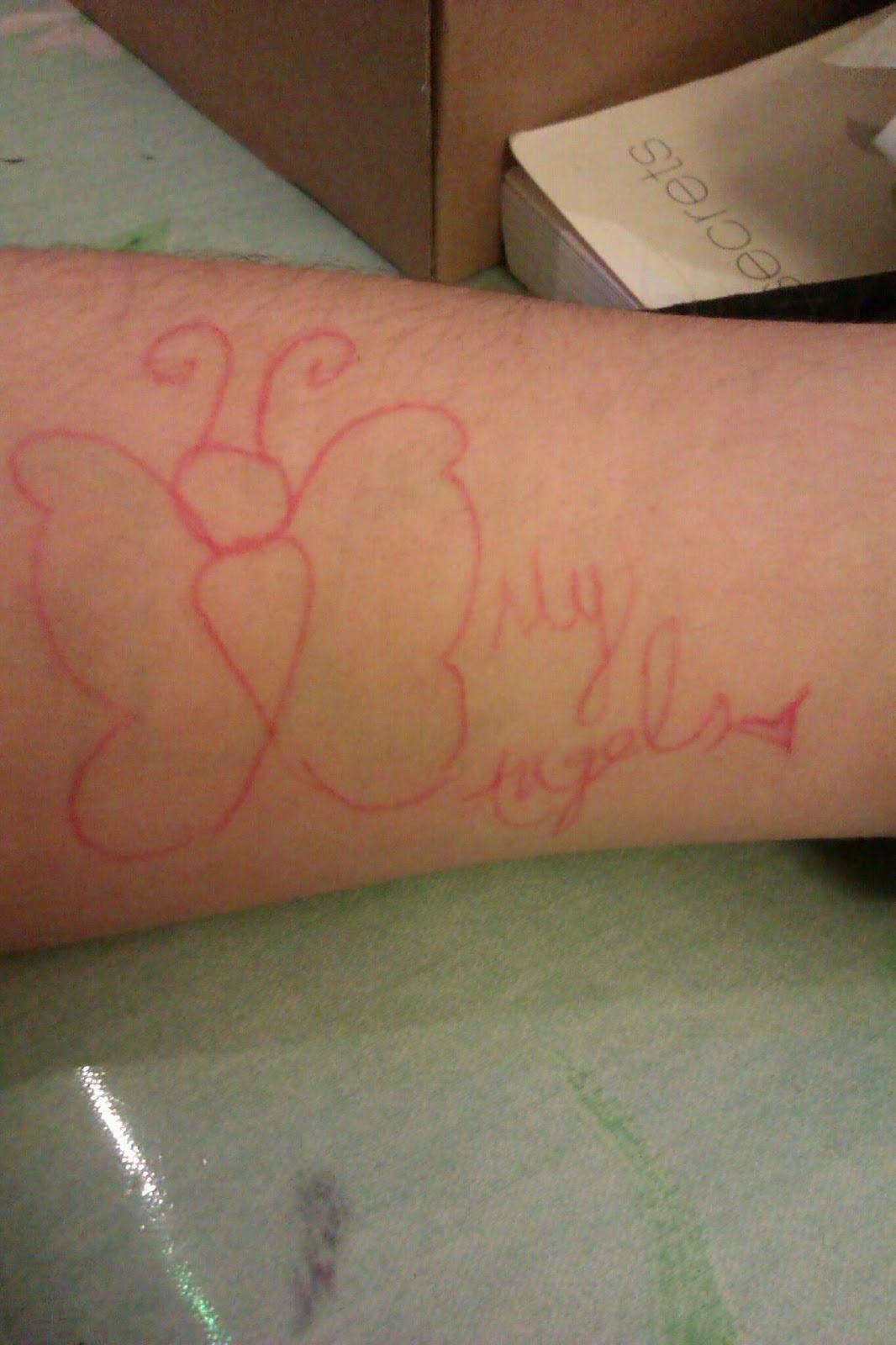 Butterflies Lyrics And Self Harm This Ones For You