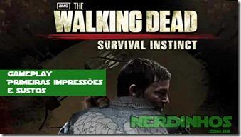 The Walking Dead: Survival Instinct - Gameplay comentado