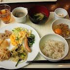 朝食!【2日目】