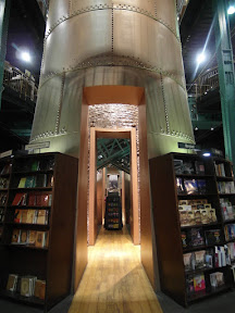 Inside Barnes and Noble