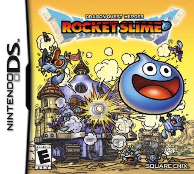 Dragon Quest Rocket Slime cover