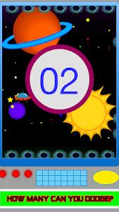 Avoid The Black Holes or Die! screenshot 3