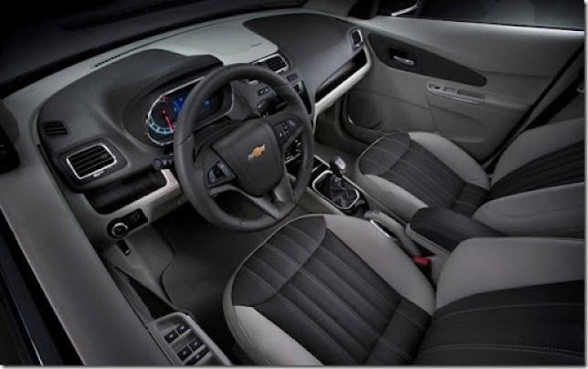 Chevrolet Cobalt Concept, um sedã de abrangência mundial