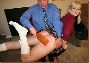 short plaid skirt2