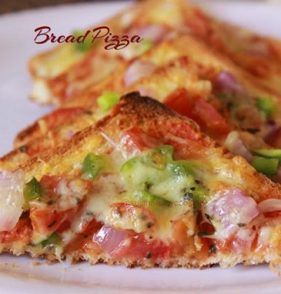 Bread Pizza1