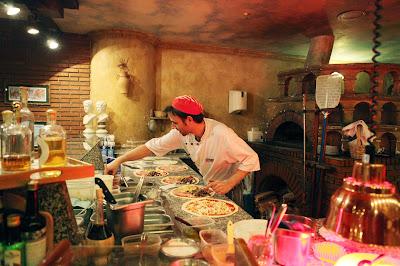 консалтинговые услуги: сеть пиццерий